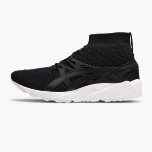 Asics Kayano Trainer knit HI Women's Black Shoes